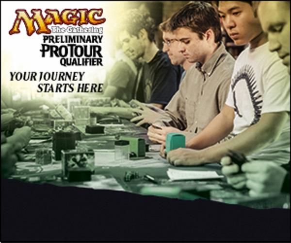 preliminary pro tour qualifer/pptq graphic