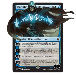 Jace, The Mind Sculptor from Masters 25