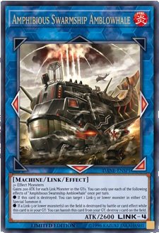 Image of the promo card to be given to each participant in the Yu-Gi-Oh! Dark Neostorm Sneak Peek