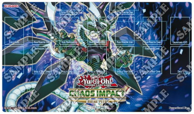 Chaos Impact Sneak Peek Play Mat