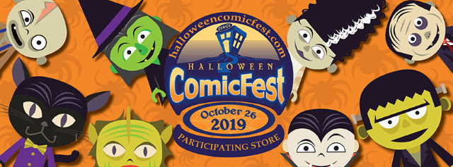 Halloween Comicfest 2019 image