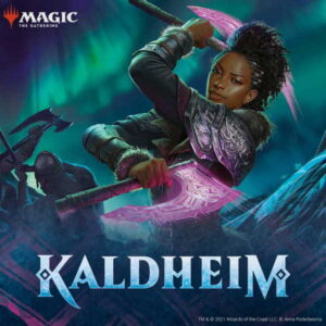 Kaldheim Prerelease And Launch Image